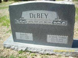 Jennie <i>Tanis</i> Debey