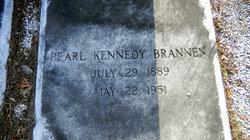 Pearl <i>Kennedy</i> Brannen