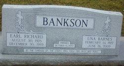 Earl Richard Bankson, Sr