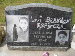 Levi Brandon Espinoza