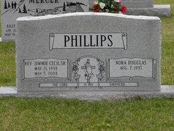 Rev Jimmie C Phillips, Sr