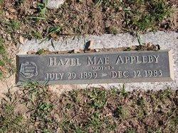 Hazel Mae <i>Bonham</i> Appleby
