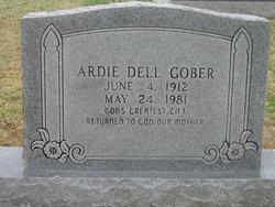 Ardie Dell <i>Coats</i> Gober