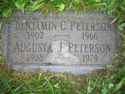 Benjamin Clarence Peterson