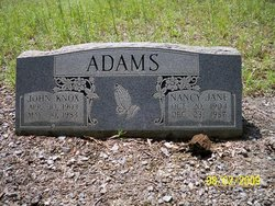 John Knox Adams