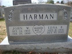 Edna R. <i>Jones</i> Harman