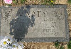 Eleanor Jeanette Ellie <i>Marty</i> Steffel