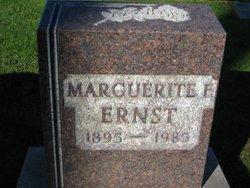 Marguerite <i>Flock</i> Ernst