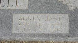 Agnes Jane Bagwell