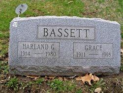Grace D <i>Cadmes</i> Bassett