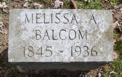 Melissa A. <i>Kendrick</i> Balcom