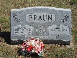 Dianne D. <i>Drath</i> Braun