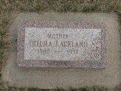 Thelma Josephine <i>Seavey</i> Ackland