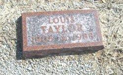 Louis D. Taylor