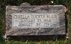 Cerella Jamina <i>Tucker</i> Blair