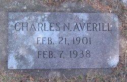 Charles N Averill