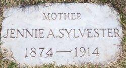 Jennie A. <i>Sylvester</i> Annis