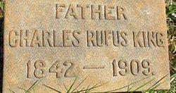 Dr Charles Rufus King