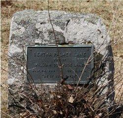 Bertha <i>Palmer</i> Lane