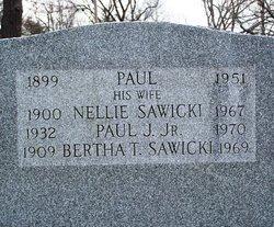 Nellie <i>Sawicki</i> Andrysick
