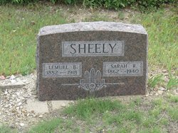 Lemuel Byron Sheely