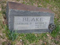 William N Blake