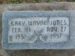 Gary Wayne Jones
