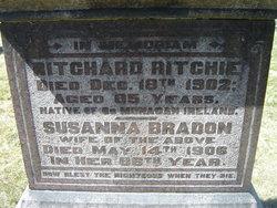 Susanna <i>Bradon</i> Ritchie