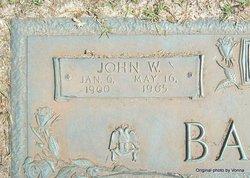 John Woodard Barnes