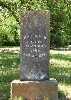 Francis Ross Turner