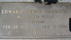Edward Lewis Adams, Sr