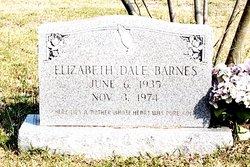 Elizabeth Dale Barnes