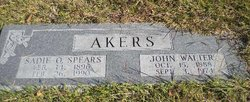 John Walter Akers