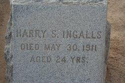 Harry S Ingalls