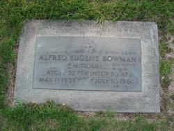 Alfred Euguene Bowman