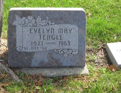 Evelyn May Teagle