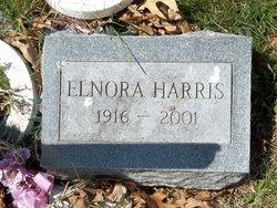 Eva Elnora <i>Cain</i> Harris