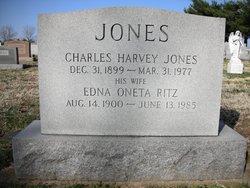 Edna Oneta <i>Ritz</i> Jones