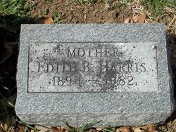 Edith B <i>Coffelt</i> Harris