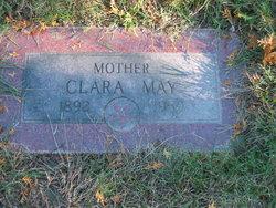 Clara M <i>Snyder</i> Johnson