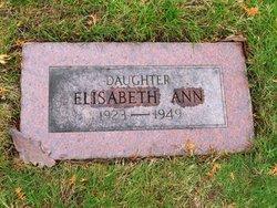 Elisabeth Ann Johnson