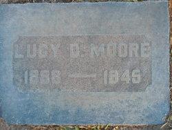 Lucy <i>Dandridge</i> Moore