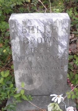 Belle <i>Hoover</i> Brown
