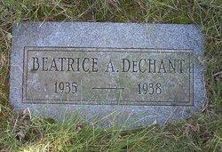 Beatrice A. Dechant