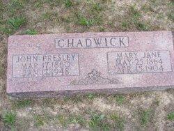 John Presley Chadwick