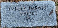 Canler Darwin Brooks