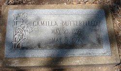 Camilla Butterfield