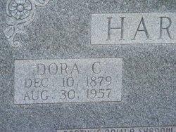 Dora C Harvell