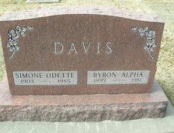 Byron Alpha Davis