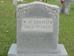 W. M. Dhority